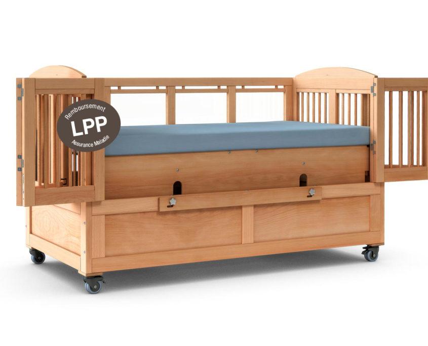 lit m dicalis enfant thomas 68cm ergosolutions belgique. Black Bedroom Furniture Sets. Home Design Ideas